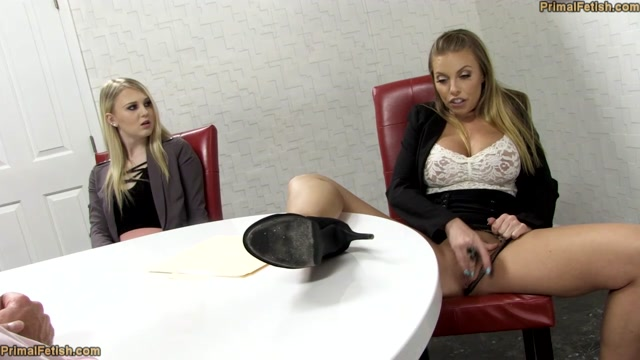 Watch Online Porn – Clips4sale – Primal Fetish presents Britney Amber & Lily Rader in Sexual Harassment – 01.06.2017 (MP4, HD, 1280×720)