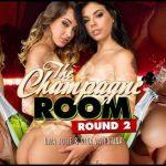 Wankzvr presents Gina Valentina, Uma Jolie in Champagne Room Round 2 – 16.06.2017