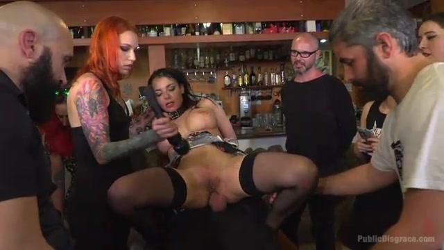 Watch Online Porn – Kink – PublicDisgrace presents Buxom Brunette Sophia Laure Belittled in Barcelona – 26.06.2017 (MP4, SD, 640×360)