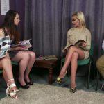 Purecfnm presents Chessie Kay, Hannah Shaw, Zoe Davis in Leg Humper – 23.06.2017