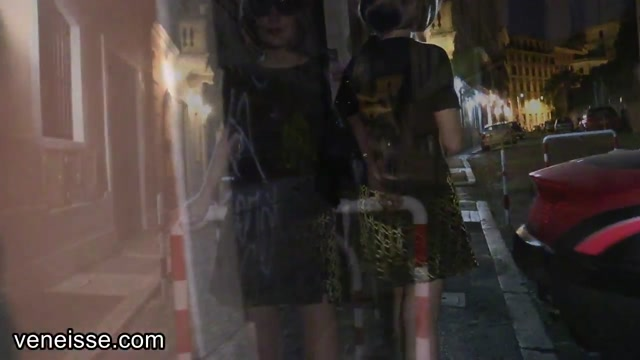 Watch Online Porn – Veneisse in Hot walk outside with veggie inside – second part (FLV, HD, 1280×720)