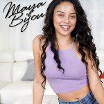 Bang – Real Teens presents Maya Bijou Debut For Bang Gets The Guys Sweating For This Latina Teen – 21.06.2017