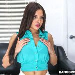 BangBros – BackRoomFacials presents Evilyn Fierce in Sexy brunettes amazing body – 22.06.2017