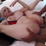 Puba presents Leya Falcon, Sir Free in Hardcore Anal Interracial fucking with Leya Falcon
