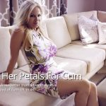 Kellymadison presents Kelly Madison in Summer Flowers – 21.07.2017