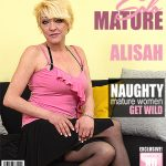 Mature.nl presents Alisah (42) in horny housewife fingering herself – 19.07.2017