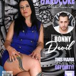 Mature.nl presents Bonny Devil (43) in Horny housewife doing her toyboy – 04.07.2017