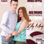 Mature.nl presents Lily May (EU) (48) in British big breasted housewife doing her toyboy – 06.07.2017