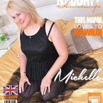 Mature.nl presents Michelle (EU) (45) in British housewife fooling around – 10.07.2017