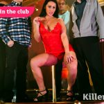 KillerGram presents Candi Kayne in The Cum Slut In The Club – 28.07.2017