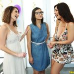 RealityKings – MomsLickTeens presents Mindi Mink, Violet Starr in Graduation Party – 25.07.2017