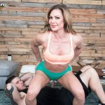 PornMegaLoad – 40SomethingMag presents Nina Dolci in Tight body, tight asshole – 05.07.2017