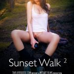TheLifeErotic presents Maria Z in Sunset Walk 2 – 21.07.2017