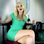 Charlotte Stokely in Stay Hard Headphone Humiliation