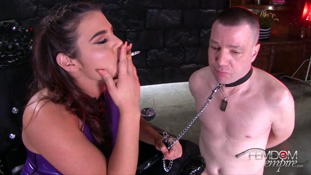 Watch Free Porno Online – Femdomempire presents Vendi Carson in the Human Ashtray – 19.07.2017 (MP4, FullHD, 1920×1080)