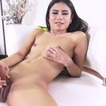 Franks-tgirlworld presents Nancys Dildo And Cumshot Combo! – 03.07.2017