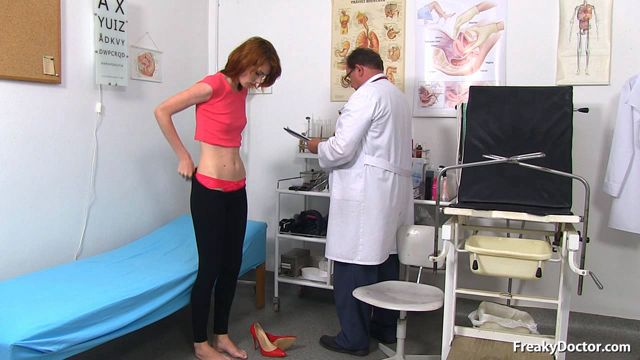 Watch Online Porn – FreakyDoctor presents Anna Swix in 20 years girls gyno exam – 28.07.2017 (WMV, HD, 1280×720)