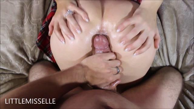 Watch Online Porn – ManyVids Webcams Video presents Girl LittleMissElle in Schoolgirl Sex Tape (MP4, FullHD, 1920×1080)
