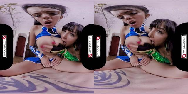 Watch Online Porn – VRcosplayx presents Katrina Moreno, Alba De Silva in Mortal Kombat XXX Parody – 21.07.2017 (MP4, 2K UHD, 2880×1440)