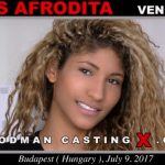 WoodmanCastingX presents Venus Afrodita in Casting X 176 – 13.07.2017