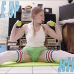 GirlsOutWest presents Hillary in Muscle Up