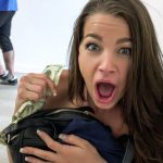 Mofos – PublicPickUps presents Evelin Stone in Fun-loving Model Fucks in Public – 05.07.2017
