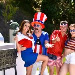FamilyStrokes presents Ariella Ferrara & Jennifer Jacobs in Family Fourth Of July – 06.07.2017