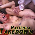 Kink – Sexandsubmission presents Silvia Saige in Hacienda Takedown – 21.07.2017