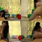 ManyVids Webcams Video presents Girl Emilylynne in Birthday Sex