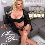 Mature.nl presents Alexa Blun (48) in big breasted housewife goes wild – 29.08.2017