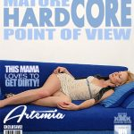 Mature.nl presents Artemia (44) in horny housewife fucks in POV style – 01.08.2017