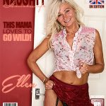 Mature.nl presents Ellen B. (EU) (47) in British unshaved housewife playing with herself – 24.08.2017