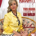 Mature.nl presents Jarolina D. (40) in horny housewife playing with her toys – 22.08.2017