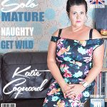 Mature.nl presents Katie Coquard (EU) (44) in British curvy housewife playing with herself – 03.08.2017
