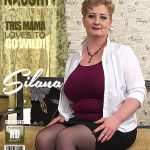 Mature.nl presents Silana (42) in big breasted housewife playing with herself – 28.08.2017