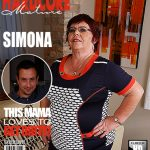 Mature.nl presents Simona K. (56) in Mature mama gettin all dirty – 24.08.2017