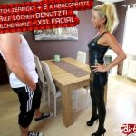 MyDirtyHobby presents Daynia in 3-Loch-Hardcore Fick fur die Latexhure – 3-hole Hardcore fuck for Latexhure!