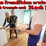 MyDirtyHobby presents Daynia in Beim Fremdfick erwischt – 2Fach Creampie nach 3Loch 3er – Caught in the foreign fuck! 2Fach creampie after 3loch 3er