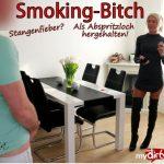MyDirtyHobby presents Daynia in Smokingbitch – Ficken bis die Fotze uberlauft – Smoking Bitch! Fuck up the pussy overflows!