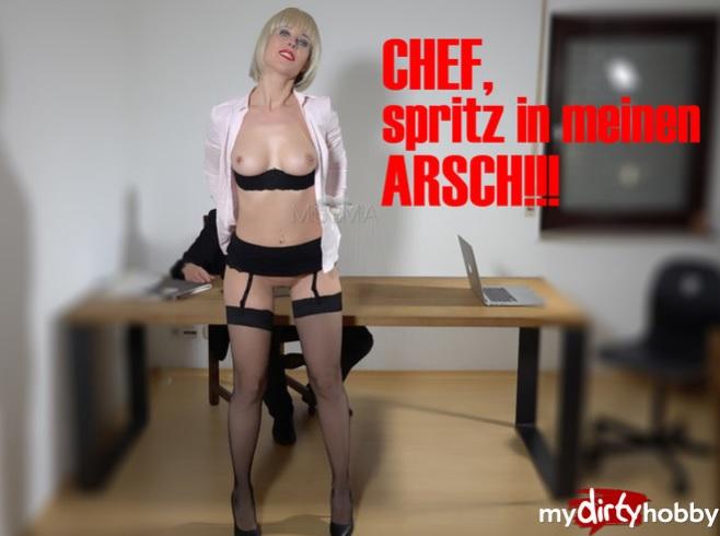 Chef Arsch