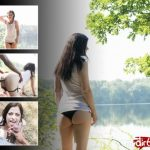 MyDirtyHobby presents MissSofie in Doggy Fick am See