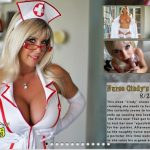 WifeysWorld presents Sandra Otterson in Nurse Cindys Semen Samples – 02.08.2017