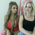 American Mean Girls presents Goddess Suvana, Goddess Nikkole in Nikkole Learns About Foot Losers