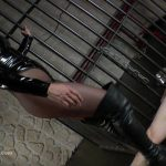 BallBustingChicks presents Mistress Inessa in Wiggling Worm