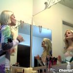 Charlotte Stokely in Rechargeable Reject Station 2