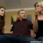 Clips4sale – Kinky Cory presents Molly Jane & Cory Chase in My Husband will Swallow His Cum