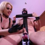 ClubDom presents Nadia White in Performing Milking Maintenance