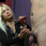 Cruel-Handjobs presents Mistress Zita in Elegant Handjob