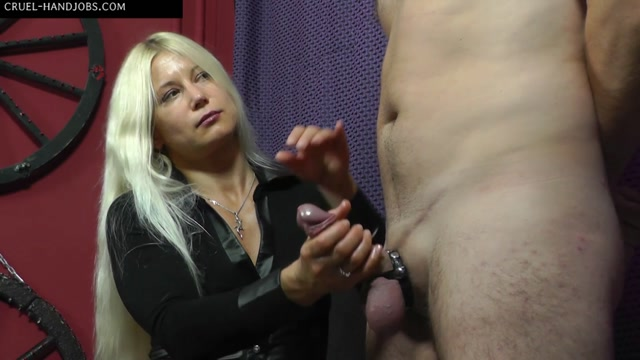 Mature cfnm cock audition
