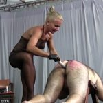 Cruel Mistresses presents Spank And Fuck A Slave